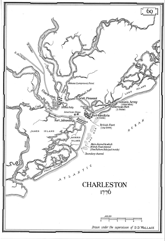 Map of Revolutionary War Battles Revolutionary War Maps of